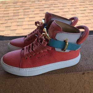 Buscemi 100mm Women's size 5
